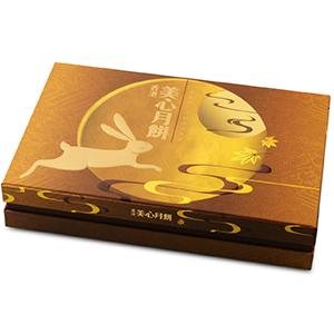 12盒/箱  内装:包装设计极豪华高贵, 商务送礼尽显气派, 各款月饼均严