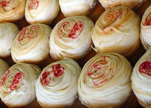 传统潮式月饼制作方法